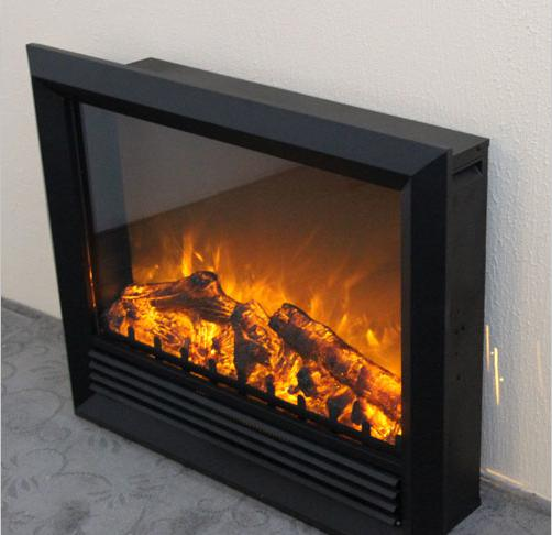 Beautiful 900*750*201mm Electric Fireplace Insert Heater