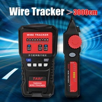 LEORY Hot Sale TA8866A Multifunction Telephone Wire Tracker Tracer Toner Ethernet LAN Network Cable Tester Detector Line Finder