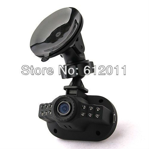 Free Shipping C6001920 x 1080P Car dvr Night vision 160 degree H.264 1.5'' LCD Camera black box Support 64gb