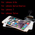 0.26mm Full Screen Protection Tempered Glass for Apple iPhone 6 6S plus Screen Protector film On for iPhone 7 7 Plus