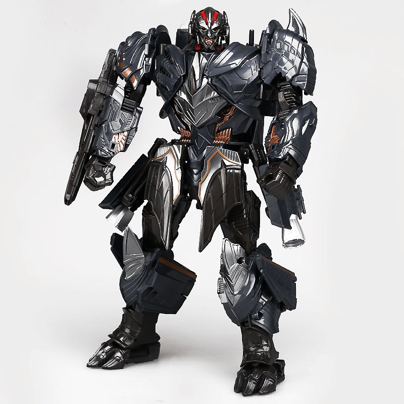 Wei jiang WJ Transformation The Last Knight MW Galvatron Movie 5 Film Alloy Oversize Enlarge Plane Action Figure Leader Toy transformation 5 tra mv5 the last knight optimus prime leader class megatron 2pcs set figure figurine