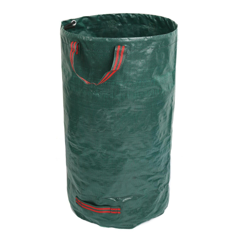 3 Pack 120l Garden Bag Reuseable Heavy Duty Gardening Bags