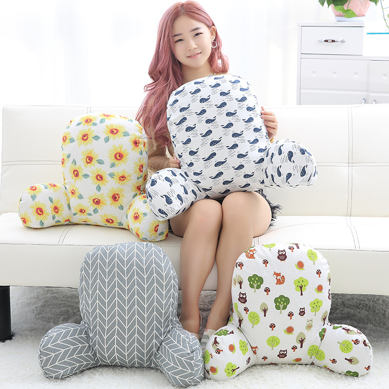 Fantastic 2019 Creative Cushion Removable And Washable Waist Pillow Uwap Interior Chair Design Uwaporg