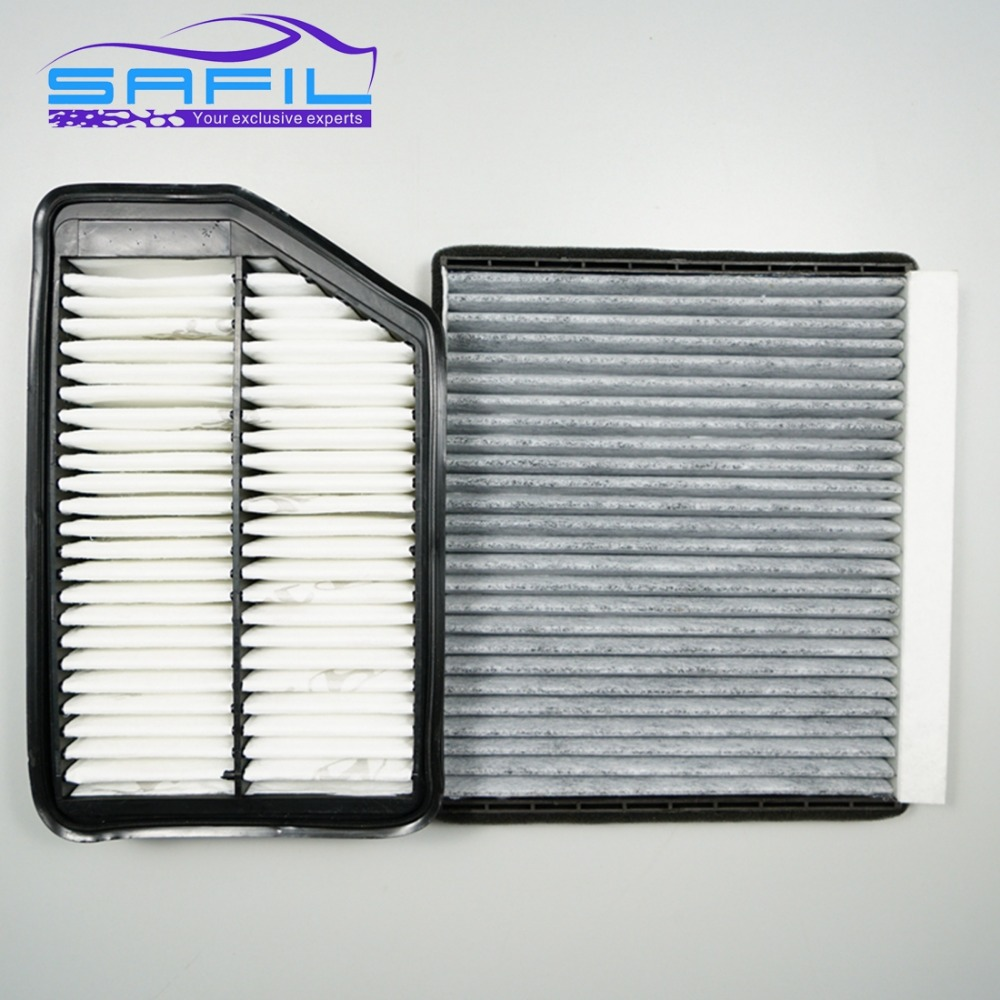 Filter kit for hyundai elantra 2011 2015 air filter cabin filter oem