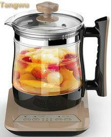 Free shipping Glass health pot split electric kettle