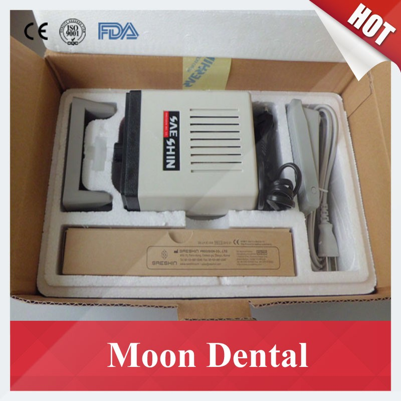 Strong 204 mocromotor+108E+straight contra angle handpiece 6