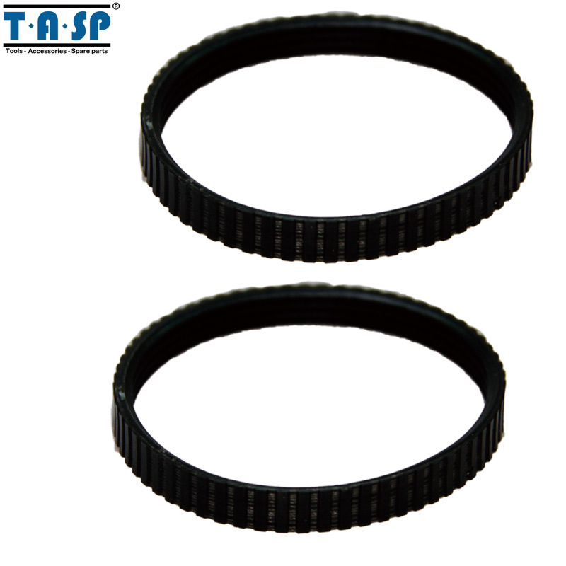 TASP 2PC Planer Drive Belt 225069-5 for Makita 1125 1911B синий пояс ru belt 2 5 м