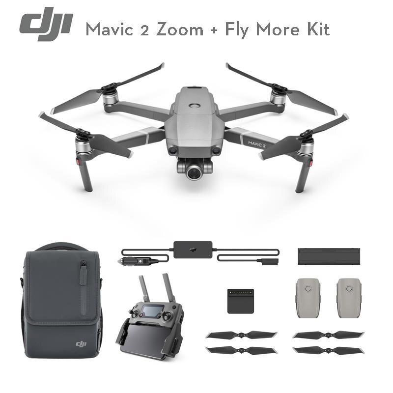 DJI Mavic 2 Zoom / Mavic 2 Pro drone with Hasselblad Camera zoom