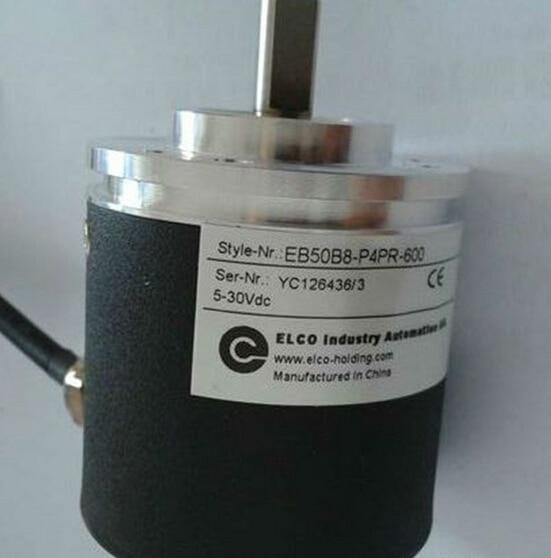 EB50B8-P4PR-600 Elco incremental encoder eb50b8 p4pr 600 elco incremental encoder