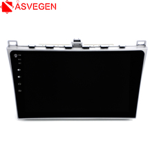 Asvegen 9'' Quad Core Android 6.0  Car DVD Player GPS Navigation Wifi 4G 2G Ram Audio Multimedia Radio Player For Mazda 3 цена 2017
