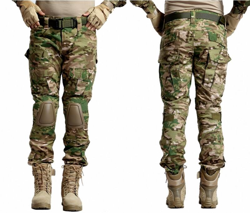 Gen2 Tactical BDU Uniform Set(Multicam)3