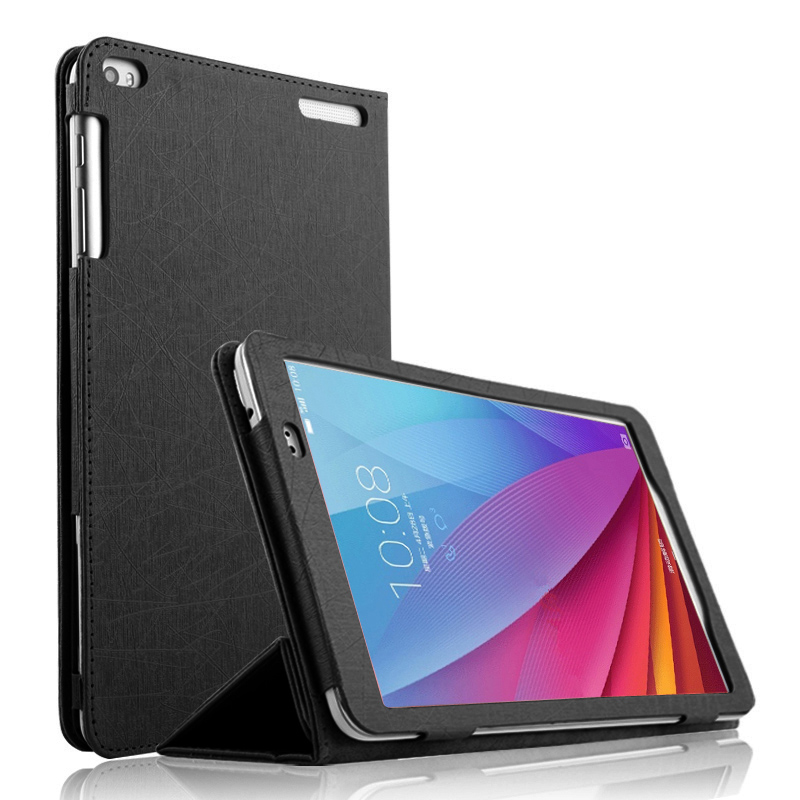 Tablet Case For Huawei Mediapad T1 10 Ultra Slim Flip Stand PU Leather Cover Case For Huawei Honor Note 9.6 T1-A21W A21L A23L