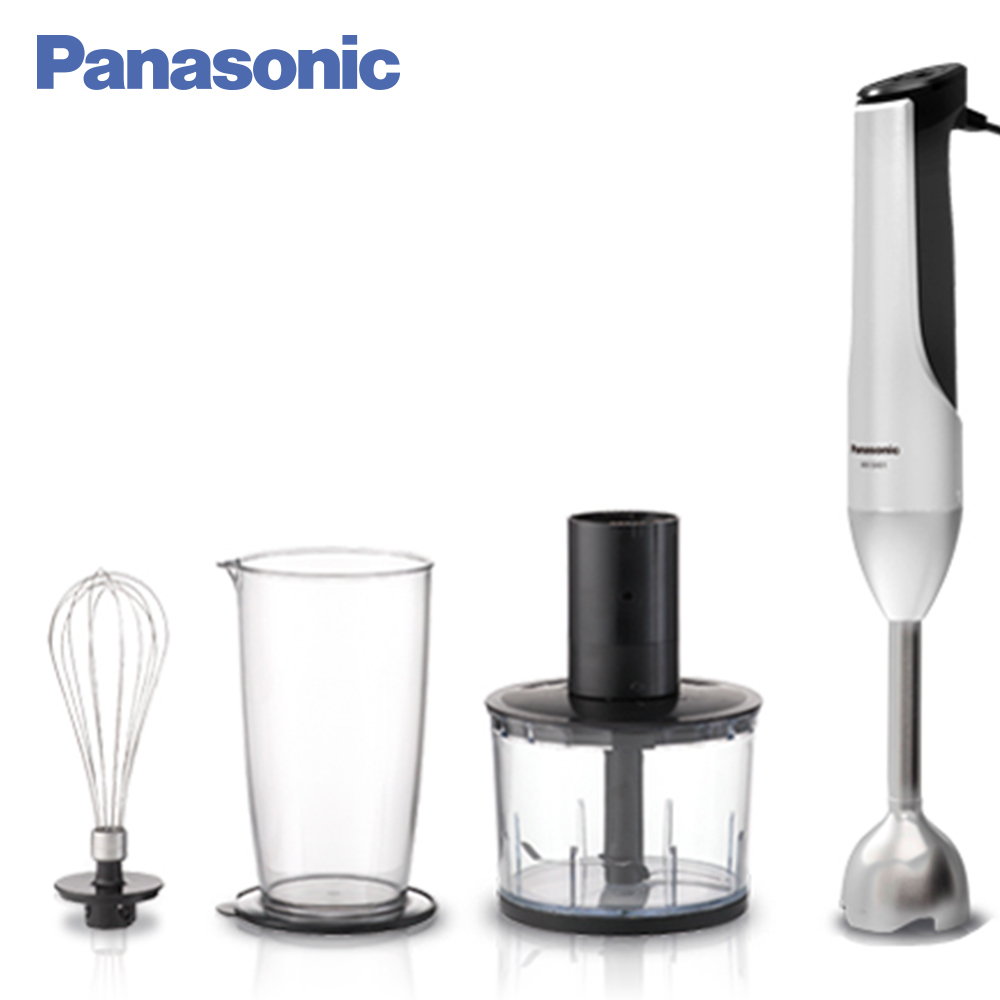 Panasonic Blenders MX-S401STQ mixer juicer food grinder faucet submersible blender jiqi electric eggs whisk mixer multifunction juicer hand food blender household grinder stick fruit juice beater cooking machine