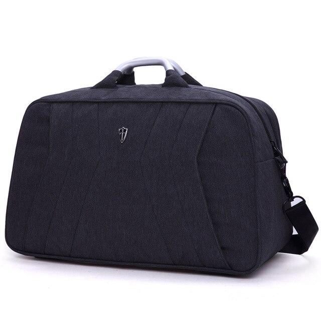 VICTORIATOURIST мужчины дорожные сумки/евро стиль вещевой мешок мужчины/дорожная сумка для мужчин/нейлон саквояж/досуг черный V7008