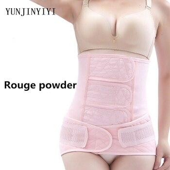 Postpartum bandage belly belt maternity dress abdomen belt shaping body binding band special maternal body shaping belt body belt купить