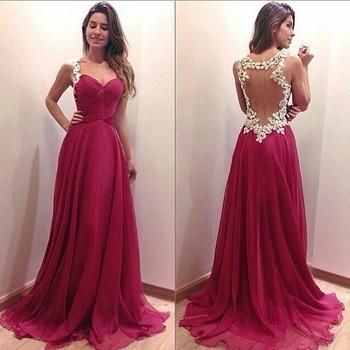 b11dd3acccf2e Plateó la gasa del banquete de boda vestidos nueva Sexy barato vestido de  dama de largo novia elegante off hombro vestidos noche en Vestidos de dama  de ...