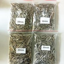 1000 adet diş laboratuvarı malzemeleri 4 modelleri 22mm, 20mm, 18mm, 16mm tek pimleri kalıp modeli çalışma
