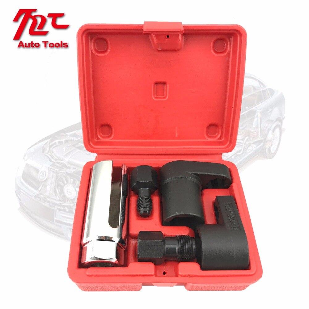 5PCS Hand Tool Set Oxygen Sensor Socket And Thread Chaser Tool Set