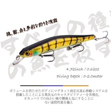 Купить с кэшбэком 12cm 17.5g Magnet Weight System Long Casting Fishing Lures Suspension Hard Bait 3D Eyes High Quality Wobblers Fishing Minnow