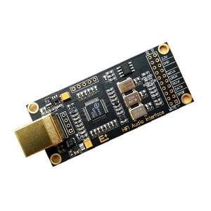 Image 5 - SA9227 HIF Âm Thanh USB Bộ Giải Mã Đắc Con Gái Thẻ Card Mở Rộng Cho Đắc Ak4497 Es9038q2m 9038pro