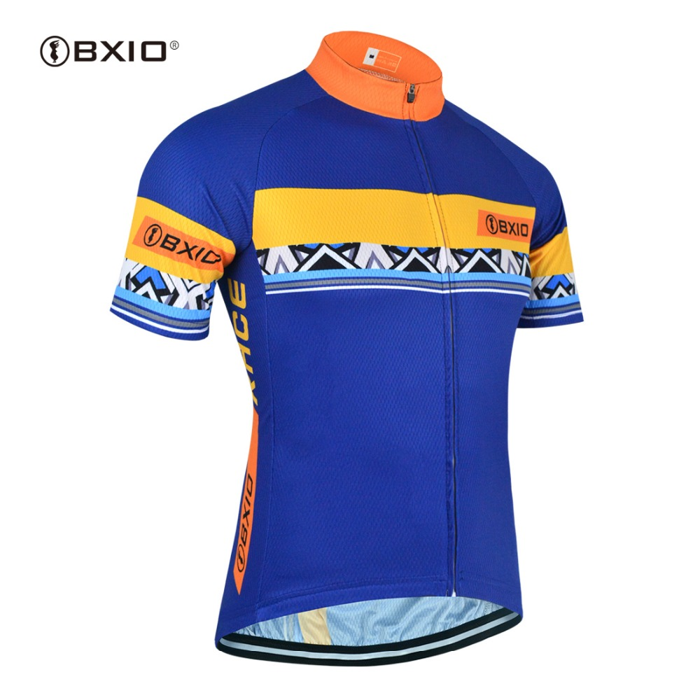 Bicycle Jerseys Raiders Cycling Jersey-Clothing Short-Sleeve Maillot Mujer BXIO BX-0209B145-J