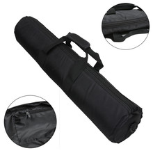 60cm Padded Strap Camera Tripod Carry Bag Case For Manfrotto Gitzo Velbon black цена и фото