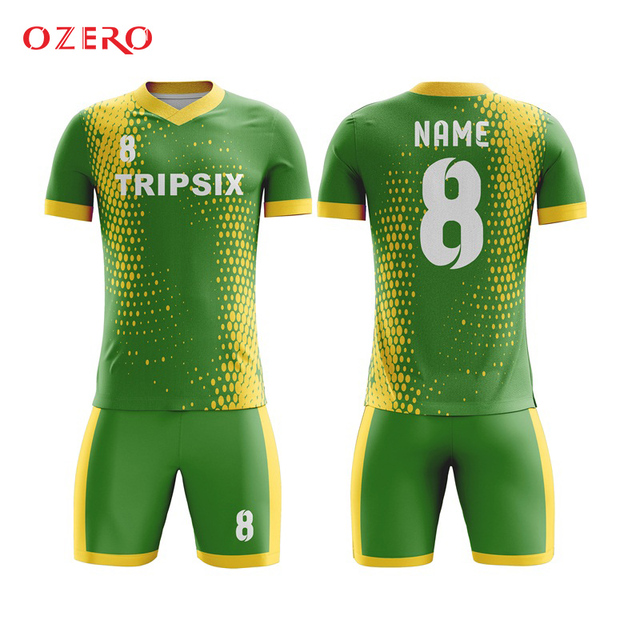 862cd927bbc custom printed jersey soccer football shirt maker soccer jersey-in ...