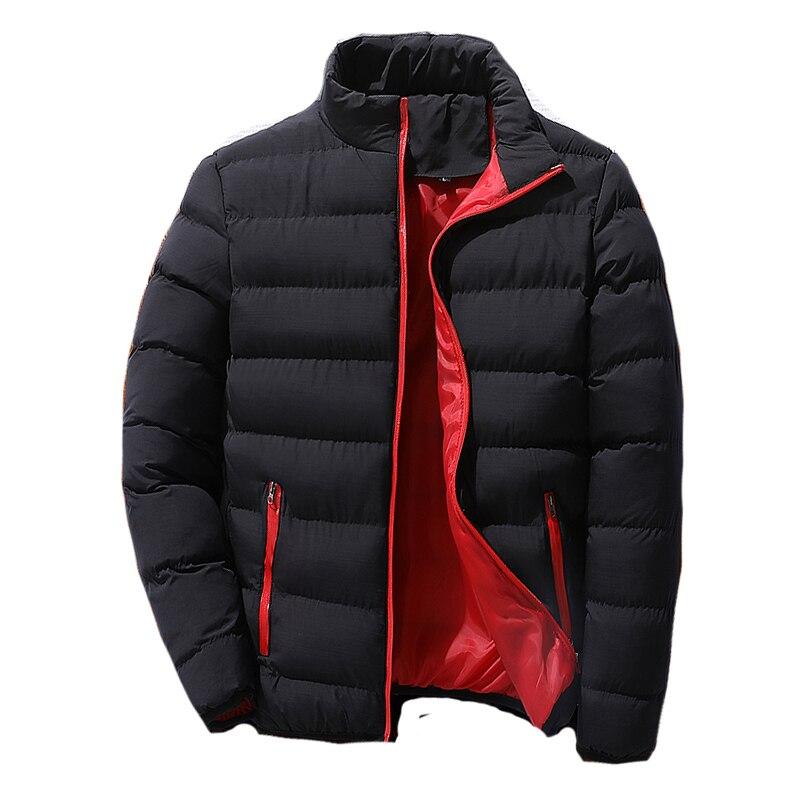 2019 Neue Jacken Parka Männer Heißer Verkauf Qualität Herbst Winter Warme Outwear Marke Schlanke Herren Mäntel Casual Windschutz Jacken Männer M-4xl Produkte HeißEr Verkauf
