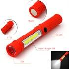 2018 Portable Super Bright COB LED Pocket Pen Light Inspection Work Outdoor Medical Light Flashlight With Clip Dropshipping 0104