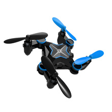 Foldable RC Quadcopter Mini RC Pocket Drone 2.4G 6Axis with 0.3MP HD Camera Wifi FPV Altitude Hold