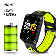 LIGE Smart Watch Men Women Heart Rate Blood Pressure Monitor fitness Tracker Bracelet Pedometer Sports