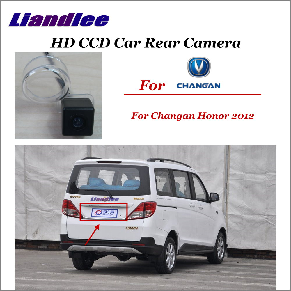 Liandlee For Changan Honor 2012 / Car Rear View Back Backup Camera Rearview Reverse Reversing Parking