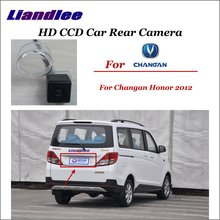 Liandlee For Changan Honor 2012 / Car Rear View Back Backup Camera Rearview Reverse Reversing Parking Camera new high quality rear view backup camera parking assist camera for toyota 86790 42030 8679042030