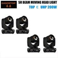 TIPTOP 4XLOT PLATINUM SPOT 5R Pro Moving Head Light Pan 540 Tilt 270 Degree 200W Led
