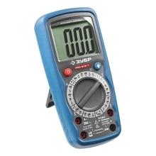 Мультитестер ЗУБР 59815-T (Переменное, постоянное напряжение, переменный, постоянный ток, сопротивление, емкость)