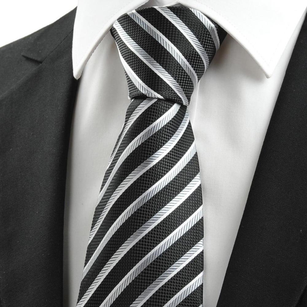 Corbatas hombre corbatas corbatas a rayas para hombre