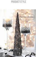 3PCS Set Crystal Candle Holder Glass Candles Candleholder Wedding Ideas Romantic Home Bar Party Decoration Ornaments Candlestick
