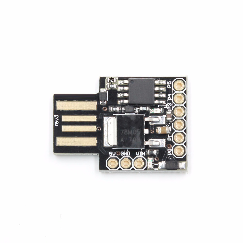 Image 5 - 1pcs Digispark kickstarter development board ATTINY85 module usb-in Integrated Circuits from Electronic Components & Supplies