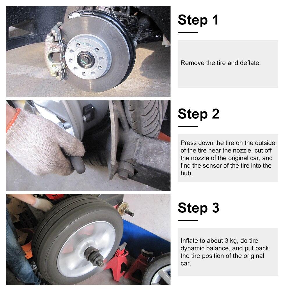 Image 5 - TPMS Tire Pressure Monitor Sensor For Hyundai Creta IX25  Tucson i40 ix35 2016 2017 2018 52933C1100 52933C1100-in Pressure Sensor from Automobiles & Motorcycles