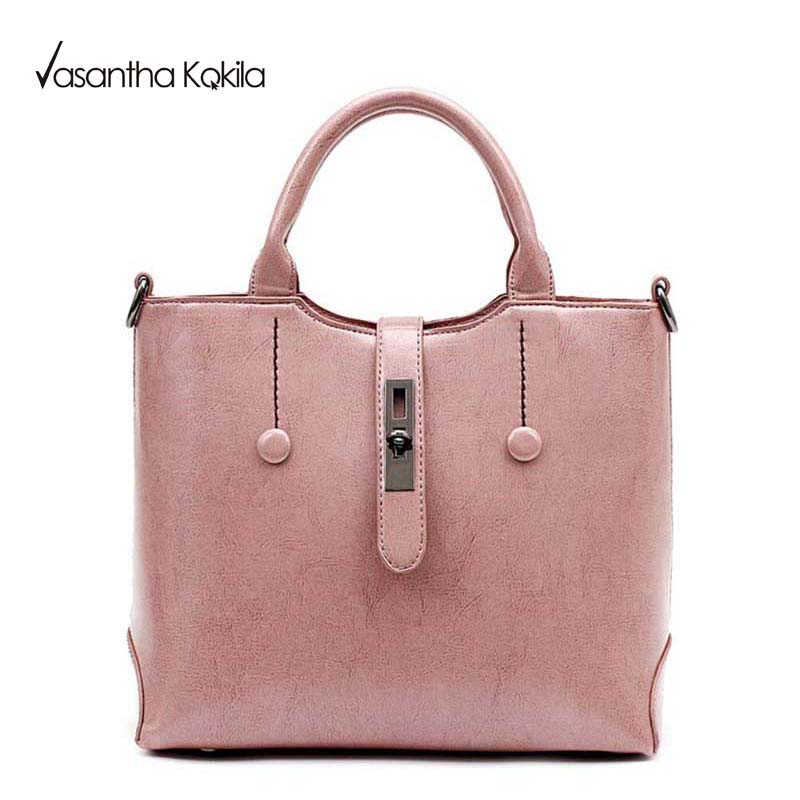 Famous Brand Ladies Hand Bags PU Leather Women Bag Casual Tote Shoulder Bags 2017 Sac New Fashion Luxury Handbags Large Tote Bag bolsos mujer 2016 pu women tote bag luxury brand bags handbags woman new leather shoulder bag ladies crossbody bag neverfull sac