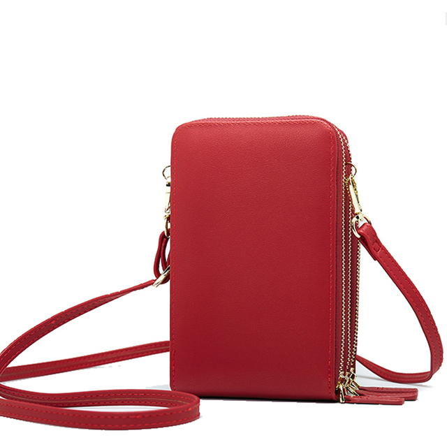 New Arrival Colorful Cellphone Bag Fashion Daily Use Card Holder Small Summer Shoulder Bag for Women 3