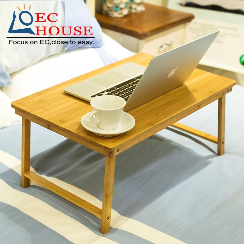 ФОТО Trojan folding laptop comter bed with a small table desk lazy simple dormitory FREE SHIPPING