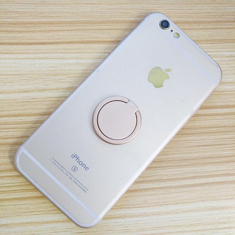 M4 Universal Metall Finger Ring Halter Für iPhone X 8 Samsung Xiaomi Huawei