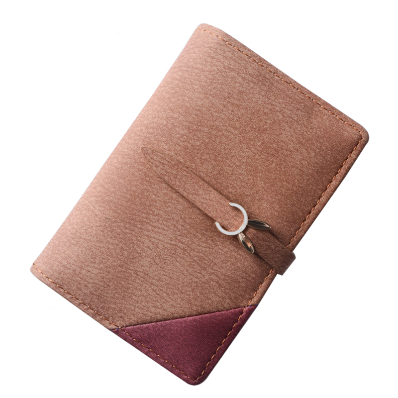 Wallet Female Purses Women Leahter Wallets Cion Purse Card Photo Holder Hardware Embossed Hasp Fashion Solid Clamp For Money casual weaving design card holder handbag hasp wallet for women