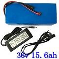 36V 250W 350W 500W Ebike Batterie 36V 15AH Elektrische Fahrrad Batterie 36V 10AH 13AH 15AH lithium-Batterie verwenden samsung zelle + 2A Ladegerät