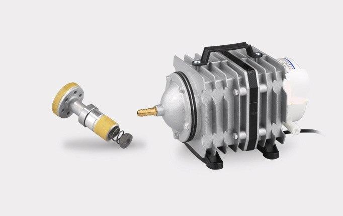 ACO-008air pump  138w 100L/min Air blower for co2 laser engraving and cutting machine 8 l min electric diaphragm 12v dc mini air pump brush