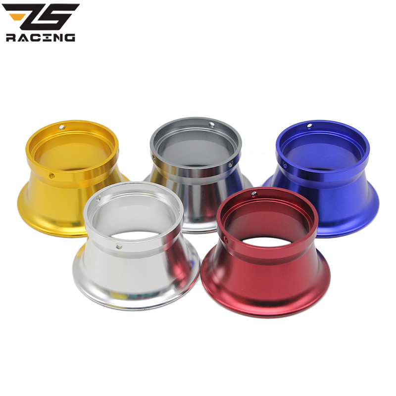 ZS Racing 55mm Motorcycle Carburetor Air Filter Cup The Wind Cup Horn Cup Fit PWK32 PWK34 Keihin OKO KOSO Modified Carburetor