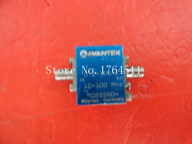 [BELLA] AVANTEK UTC-101-1 10-100MHz 15V SMA Amplifier Supply