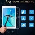 9 H Закаленное Стекло-Экран Протектор Прозрачная Пленка Для Samsung Tab A SM-T350 Для Galaxy Таблетки Защитная Пленка 8 дюймов