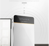 Air purifier household gift bedroom negative ion pm2.5 removal formaldehyde smog dust